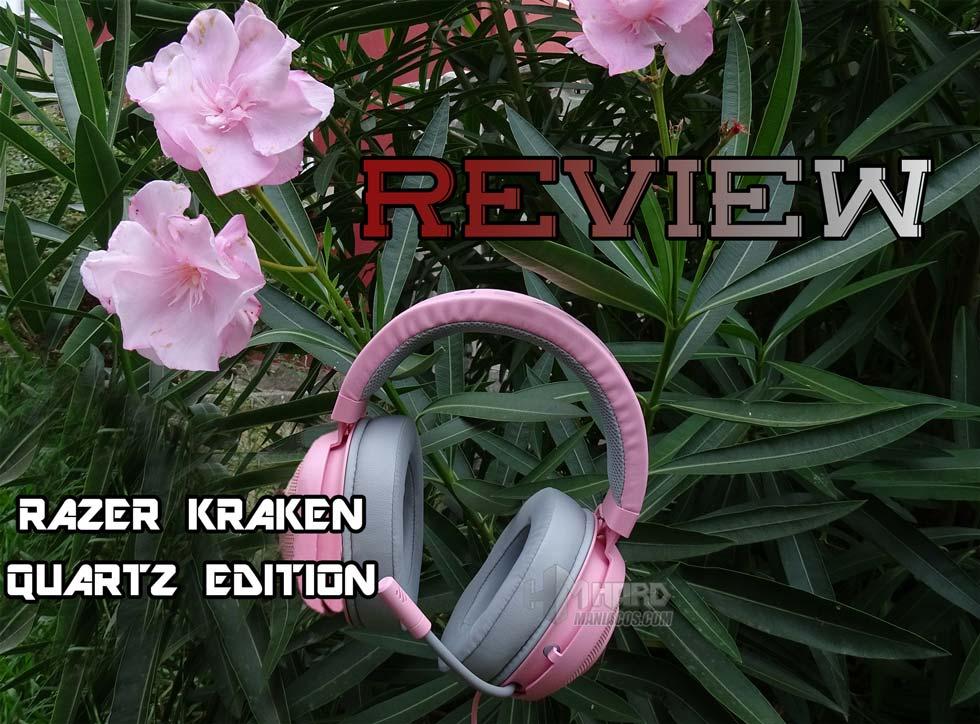 Katso Razer Kraken Quartz Edition -kuulokkeet, söpö pelikuulokkeet