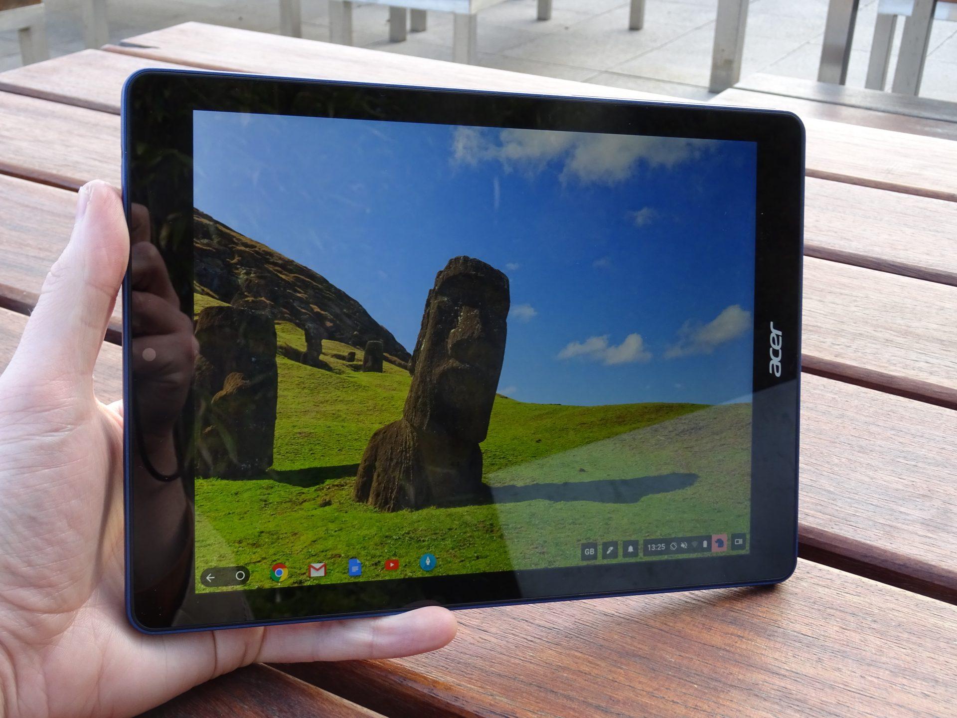 Đánh giá Acer Chromebook Tab 10 2