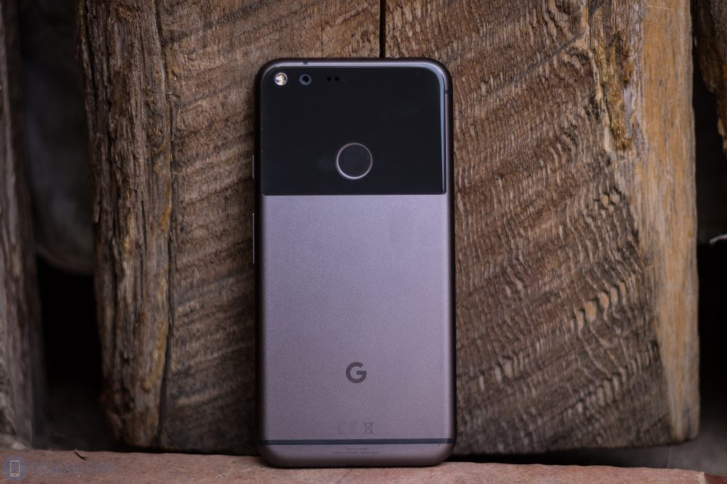 Đánh giá Google Pixel XL 5