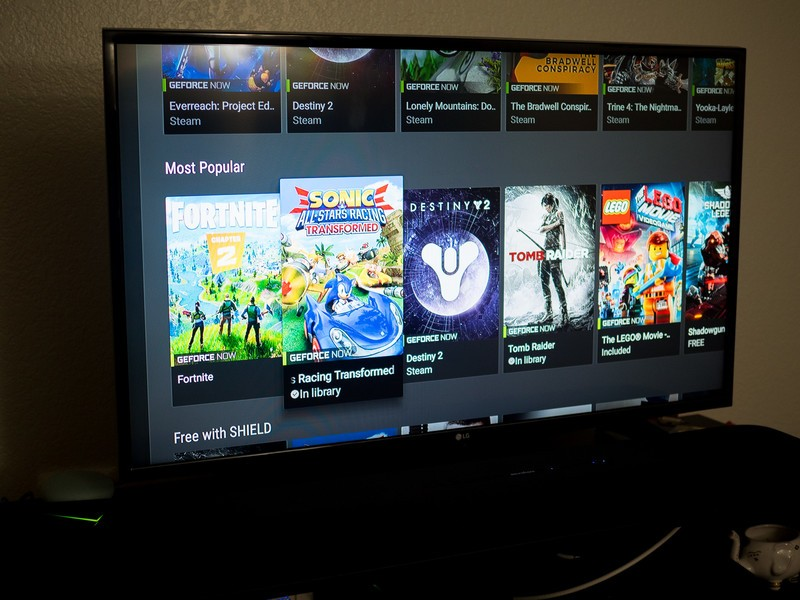 Ulasan NVIDIA GeForce Now: Cloud utopia game 1