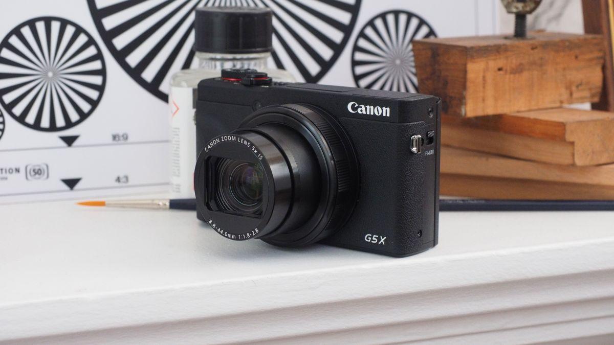 Ulasan Canon PowerShot G5 X Mark II 1