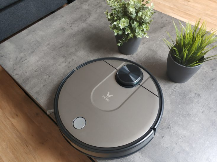 Ulasan Xiaomi VIOMI V2 Robot Vacuum Cleaner