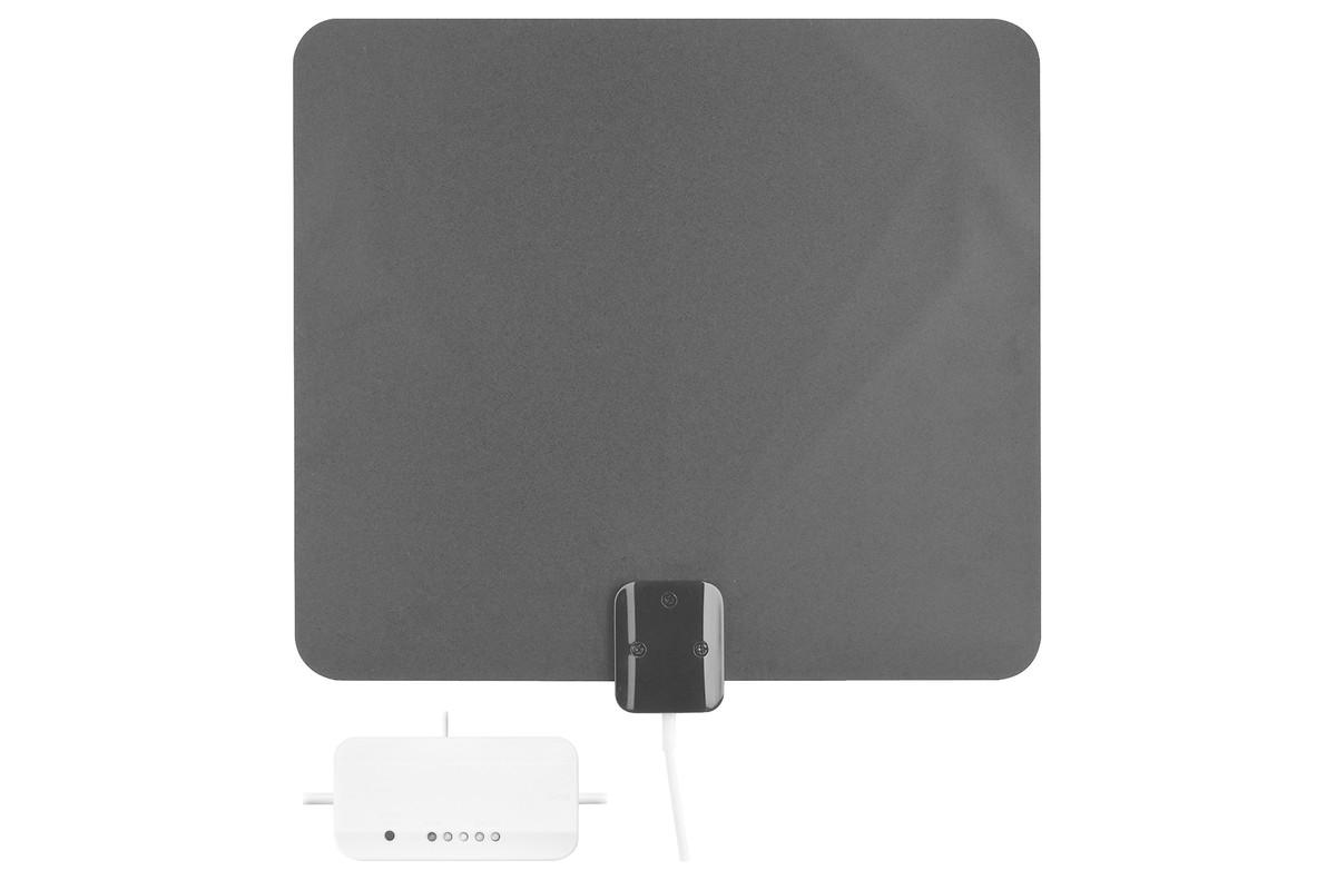 Ulasan Antena Dalam Ruangan Ultra-Tipis Multi-Directional Amplified Indoor: Kinerja yang baik untuk harga