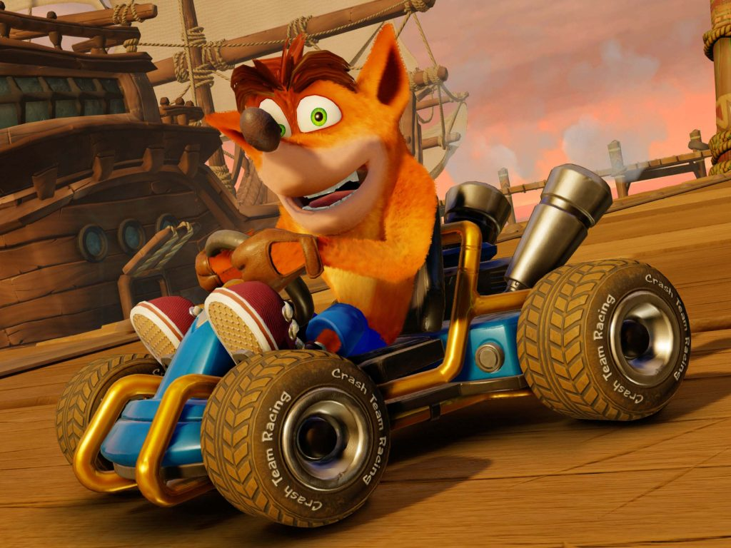 Ulasan Crash Team Racing Nitro-Fueled