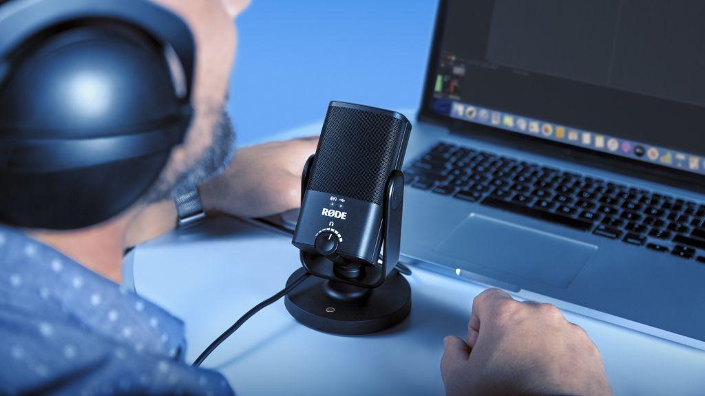 Rode Menargetkan Streamer dan Podcasters Dengan Mikrofon USB $ 99 Baru