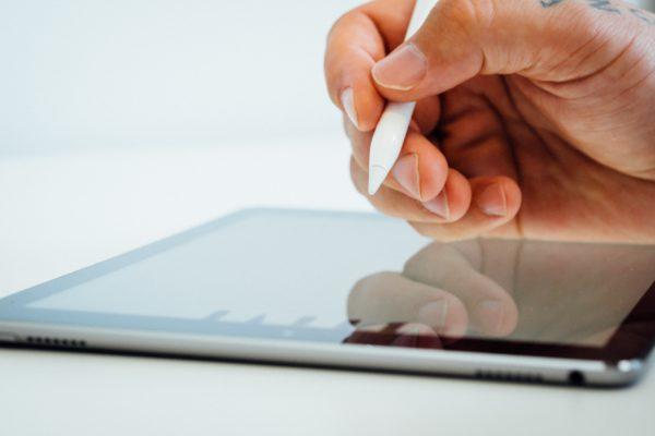 S Pen jämfört med Apple Penna 1