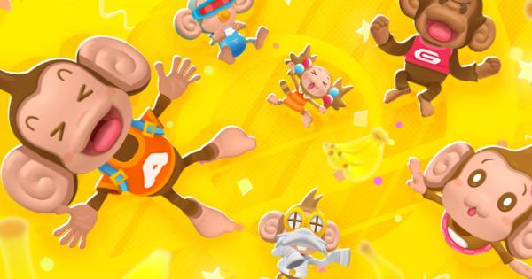 SEGA merinci mode Decathlon baru dari Super Monkey Ball: Banana Blitz HD