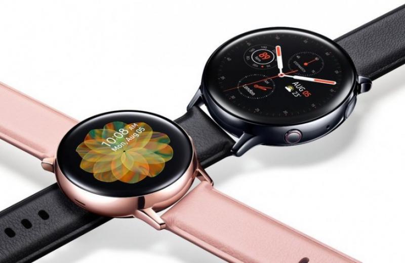 Samsung: EKG: n ja pudotuksen havaitseminen Galaxy Aktiivinen kello 2…