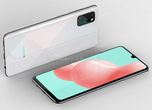 Samsung Galaxy A41: kuvia halvoista Samsung-älypuhelimista ilmestyy