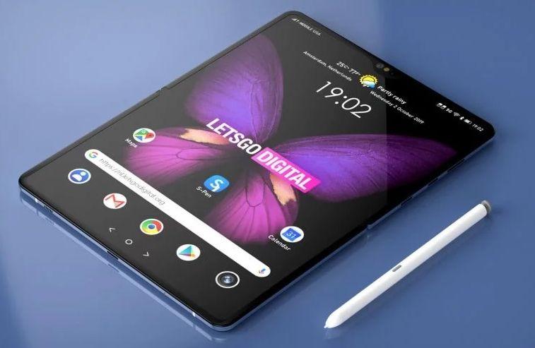Samsung Galaxy Fold  2        Viimeisin kutsu vuotoon …