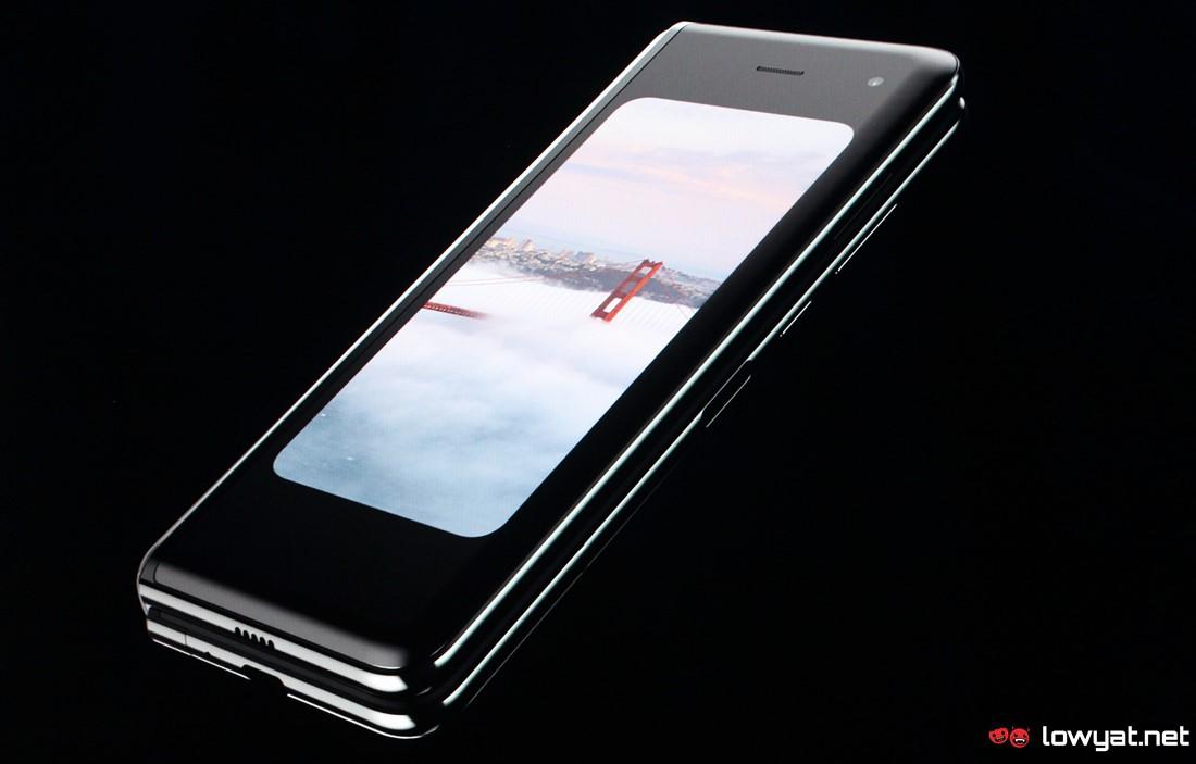 Samsung Galaxy Fold  2 Mendapat Lebih Banyak Kemungkinan Desain Karena Lebih Banyak Permukaan Paten