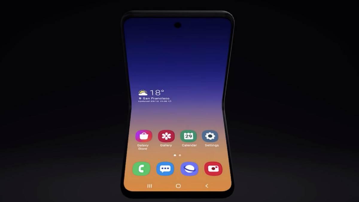 Samsung Galaxy Fold    2 może być tańszy niż jego poprzednik
