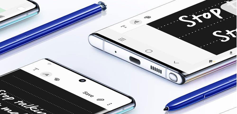 Samsung Galaxy Note  10 tidak memiliki jack headphone, ini adalah alasannya
