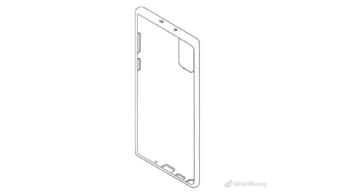 Samsung Galaxy Note 20 Case Schematics Leak Tips Design of Upcoming Flagship