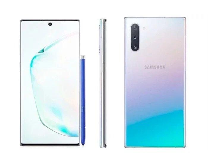 Samsung Galaxy Note        10 đơn đặt hàng trước được tính 7 tháng Tám 1