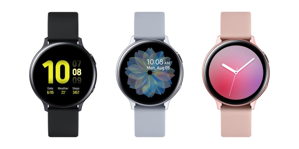 Samsung Galaxy Aktiivinen kello 2 Nyt virallinen; Siinä on kosketuskehyksen hallinta ja …