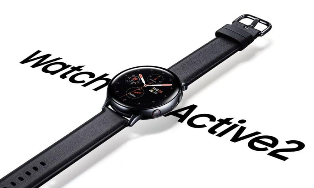 Samsung Galaxy Đồng hồ hoạt động 2 Đặt lại điều khiển khung bằng một nút xoắn 2