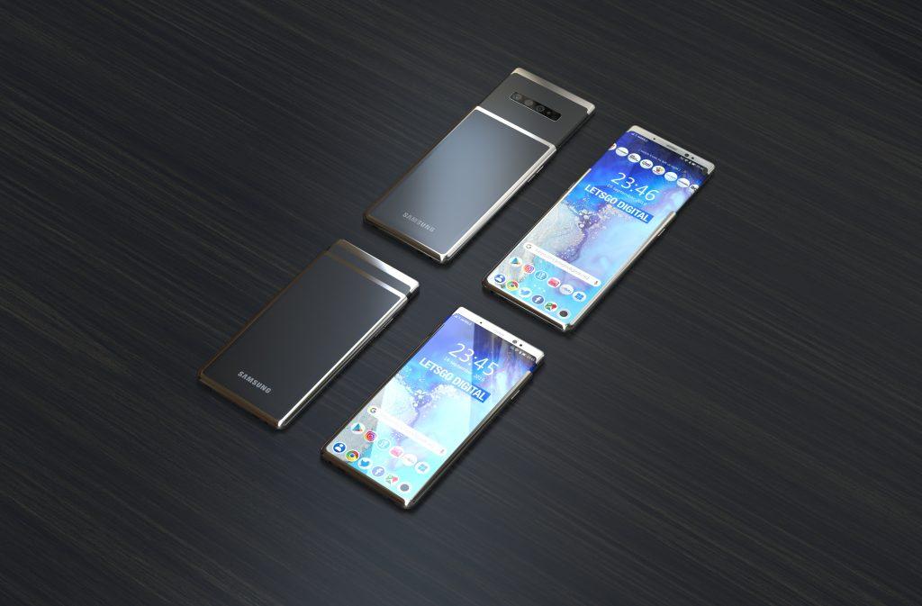 Samsung Galaxy S11 Plus sisältää liukusäätimen ja ylimääräisen näyttötilan, …