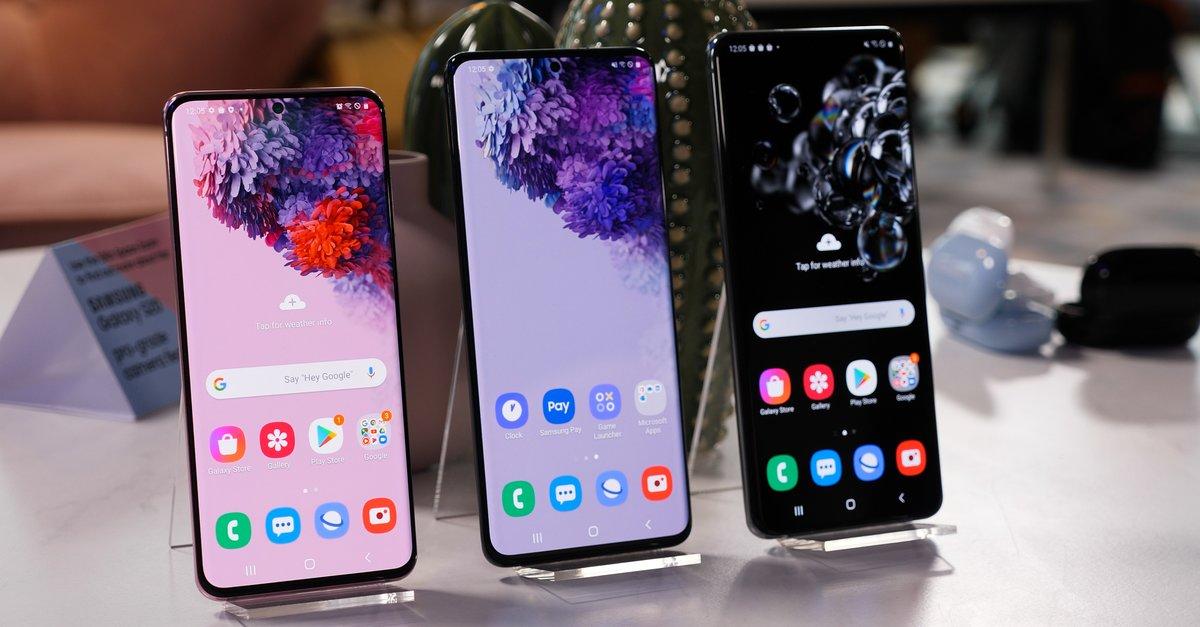 Samsung Galaxy S20, S20 Plus & S20 Ultra dalam perbandingan: perbedaan