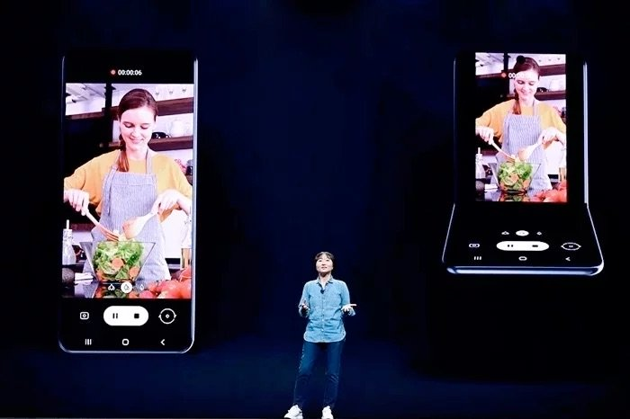 Samsung Galaxy Z Balik