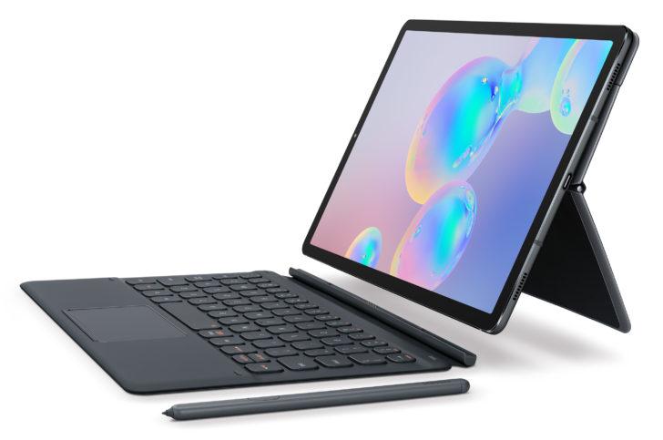 Samsung Galaxy Tab S6 adalah tablet pertama dengan dukungan HDR10 +