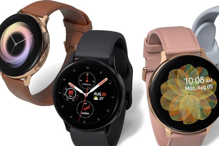 Samsung Galaxy Tonton Active2: bezel sentuh, elektrokardiogram, dan detektor jatuh untuk smartwatch baru Samsung