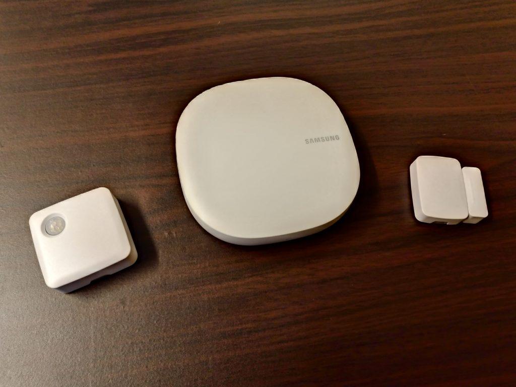 Samsung SmartThings Recenzie