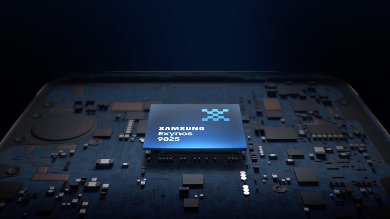 Samsung công bố chip Exynos 9825 của 7 về cơ bản, làm lại 9820 1