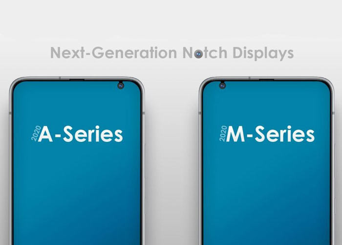 Samsung työskentelee uuden loven keskikokoisille tuotteilleen