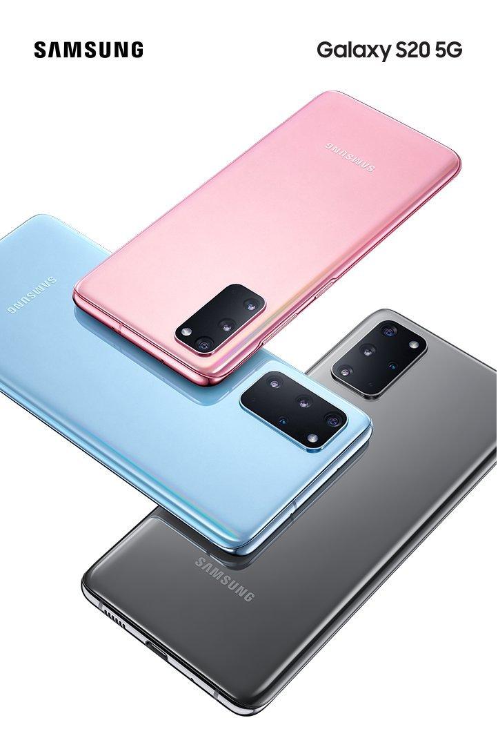 Samsung Makes Galaxy S20 & The S20 Plus Resmi, 4 Kamera Belakang & Banyak Daya