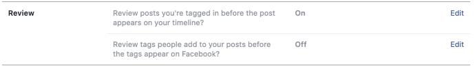 كيفية تعطيل التعليقات الخاصة بك Facebook الجدول الزمني والجدار والملف الشخصي 2