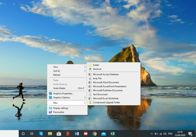 Qruplaşdırmaq və necə təşkil etmək Windows 10 masa üstü nişanı 1