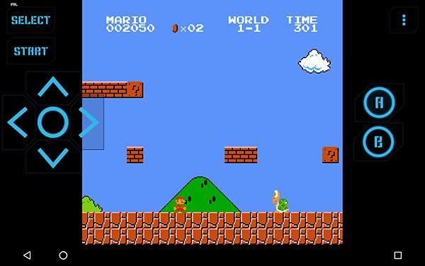 Android üçün ən yaxşı NES emulyatorları 1
