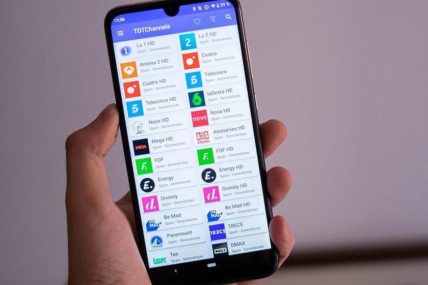 Aplikasi terbaik untuk menonton TV di Android diperbarui: favorit, penyaringan radio, dan lainnya