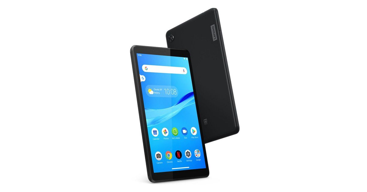 Lenovo Tab M7 and M8 tablets with LTE and long battery life announced