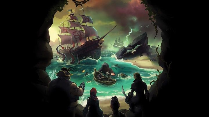 Sea of Thieves Kembali Hidup Dengan 8 Juta Pemain