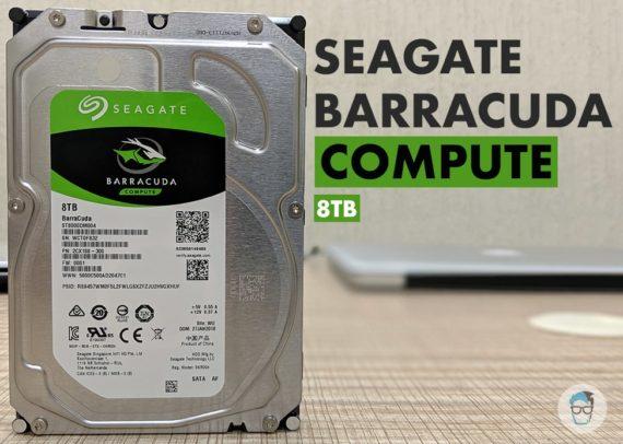 Seagate Barracuda sabit disk araşdırması 8 TB