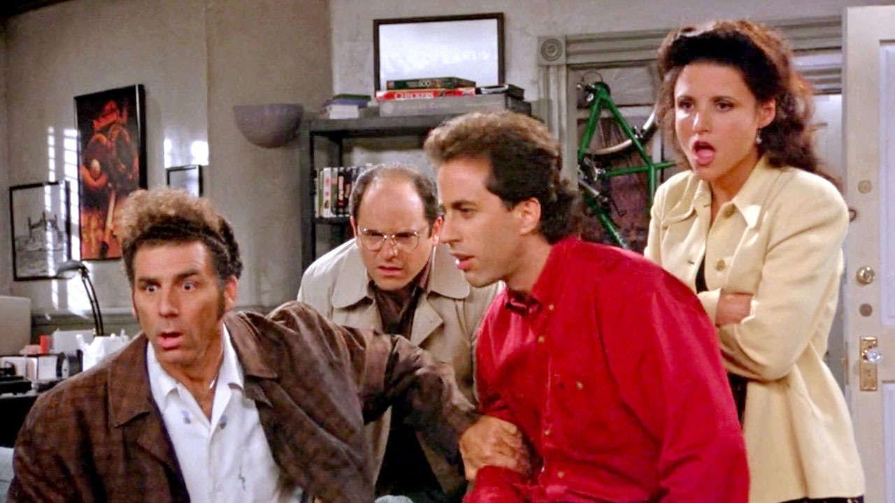 Seinfeld Netflixiin