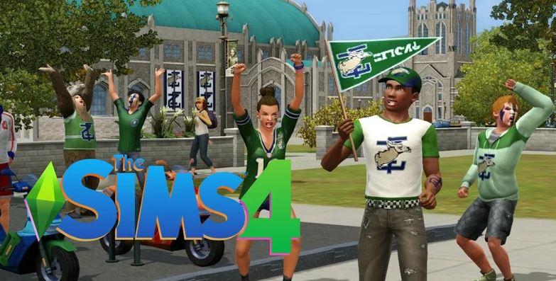 Sims 4 University Life Segera Hadir - Rumor Permukaan