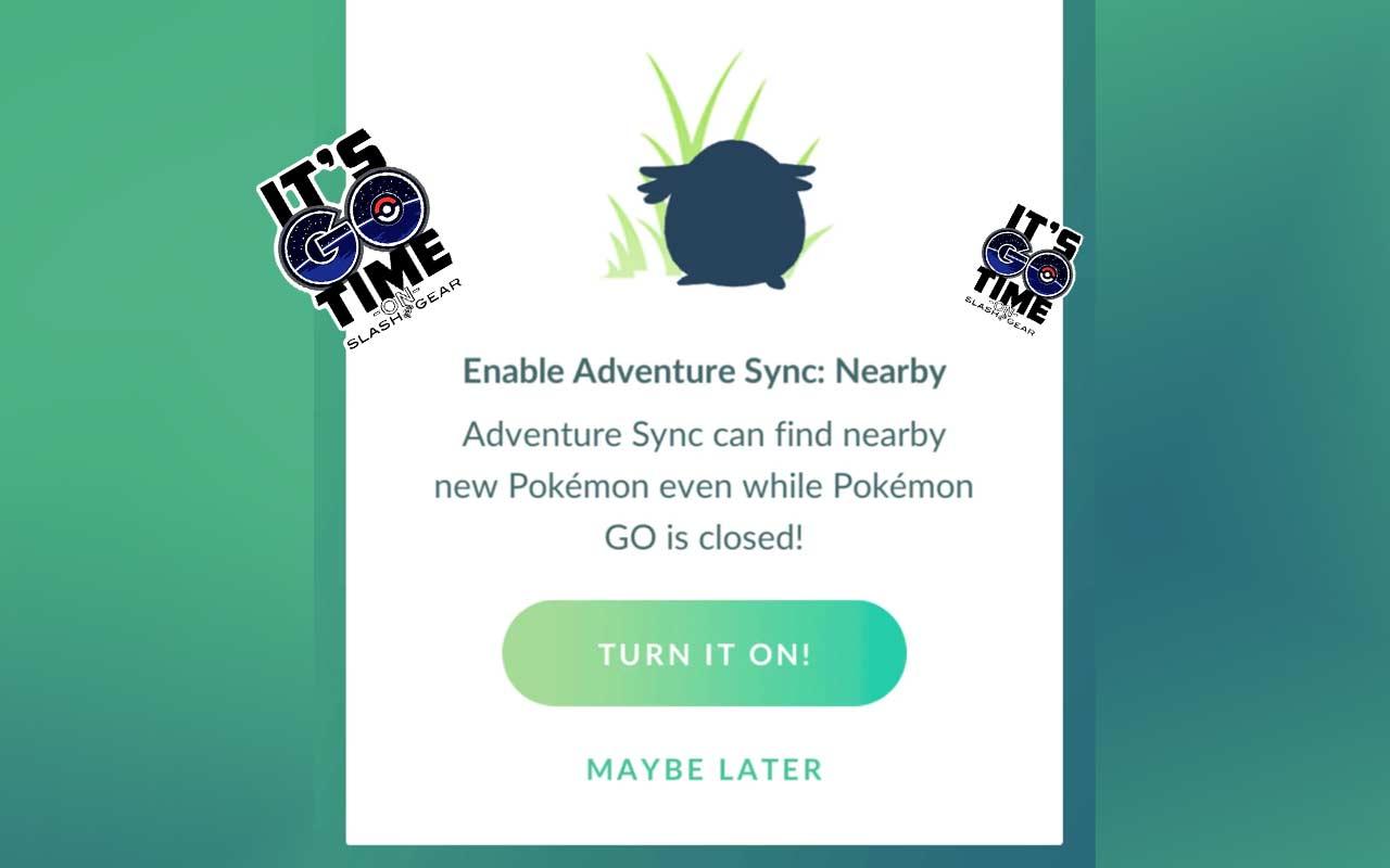 Sinkronisasi Petualangan Pokemon GO Terdekat: Cara menangkap semuanya