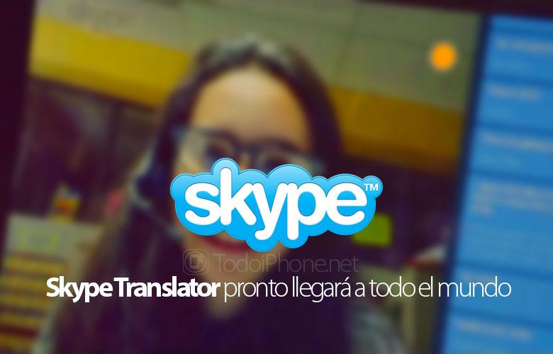 Skype Penerjemah akan tersedia di seluruh dunia 1