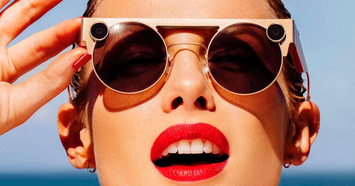 Snap ilmoittaa silmälasit 3 uudella muotoilulla ja kaksois-HD-kameralla
