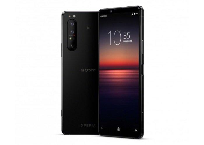 Sony xperia 1 Mk II smartphones trở thành chính thức 1