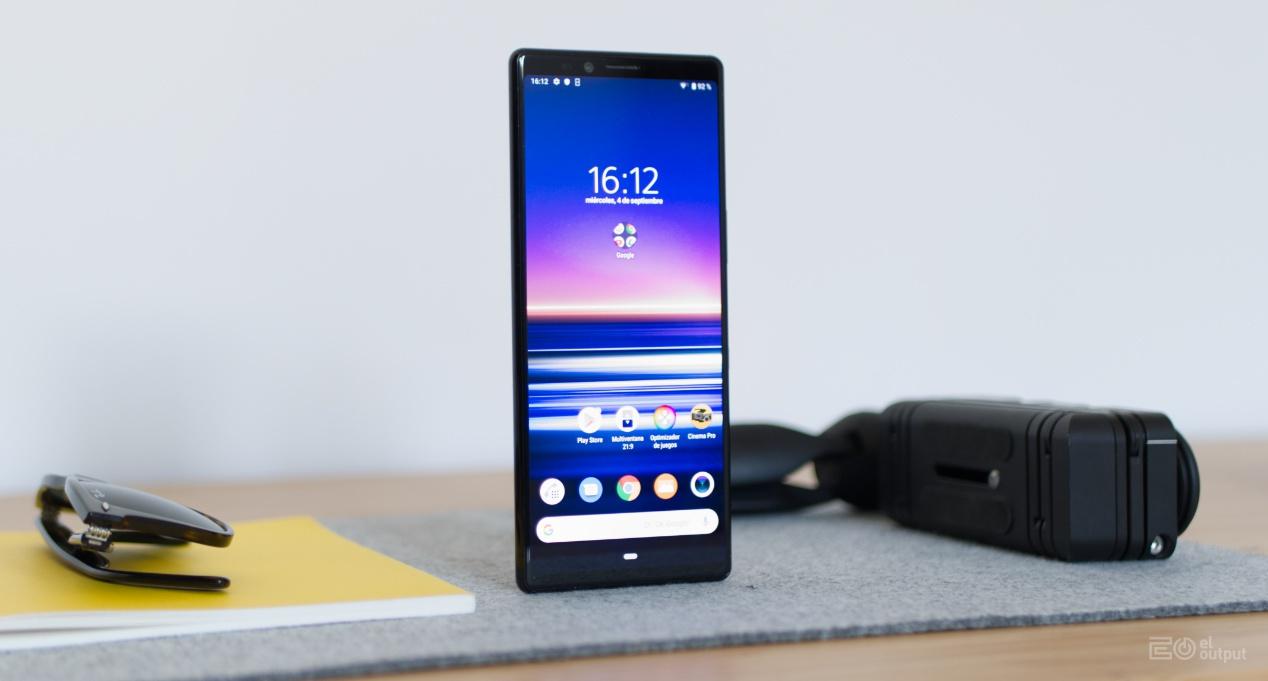 Sony xperia 1, analyysi: puhelinelokuva