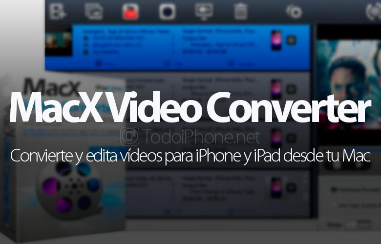 Draw of MacX Video Converter Pro: 1000 salinan gratis per hari 1