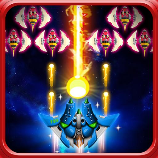 Space Shooter: Galaxy Disparo