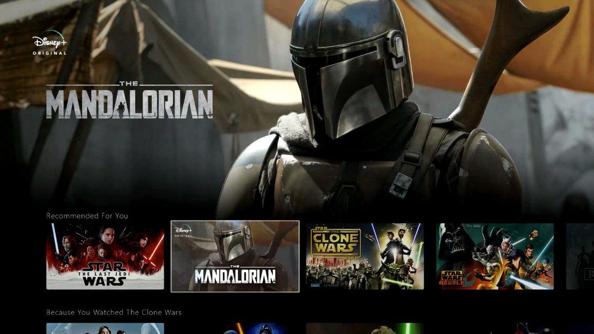 Berlangganan Disney + akan memungkinkan hingga empat layar dan mendukung 4K