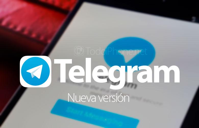 Telegram sekarang memiliki pengeditan foto dan lebih aman 1
