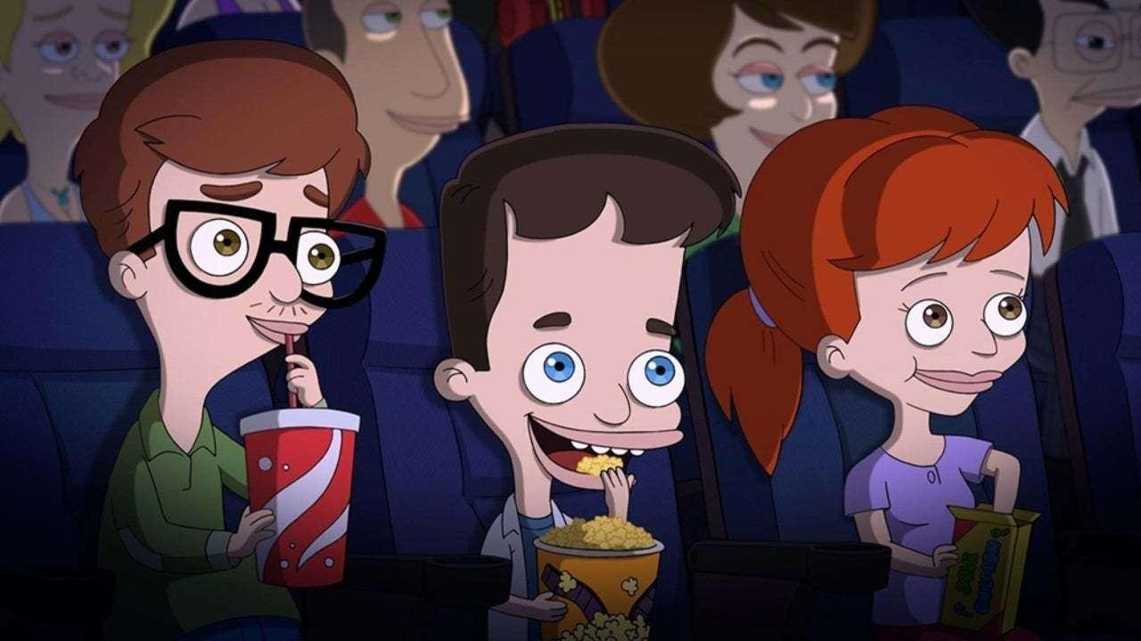 Suuri suu kausi 3 Netflixissä tämän lokakuun aikana