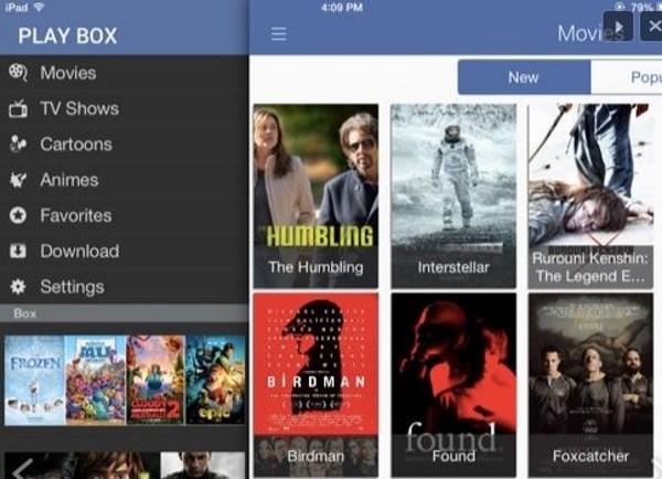 11 hyvää vaihtoehtoista ohjelmaa elokuvien suoratoistoon verkossa 6